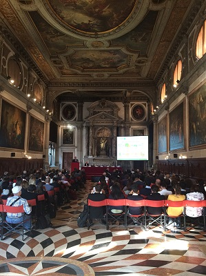 Participation of Green Technologies Ltd with oral presentation in 7th international symposium on energy from biomass and waste, (Venice 2018), Venice, Italy, 15-18 October 2018