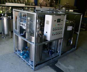 Innovative Pilot Plant Systems
